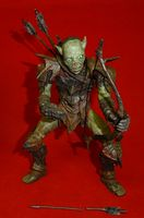 Lord of the Rings Fellowship of the Ring: Moria Orc Archer - Loose Action Figure